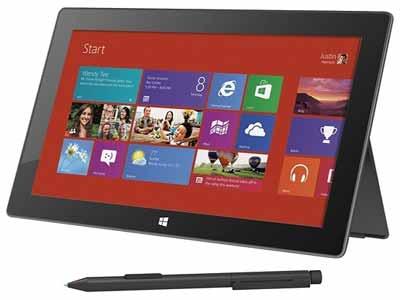 Microsoftタブレット次世代Surface(サーフェス)発売、次世代Surface(サーフェス)タブレットLTEバージョンも発売