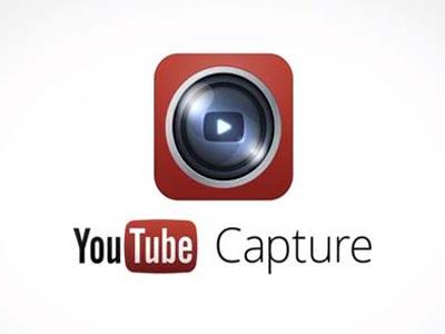 Google YouTube Capture App公開、Google YouTubeアプリユーチューブキャプチャー公開
