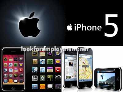 iPhone5発売日(アイフォン5発売日)?iPhone5(アイフォン5)とiPhone4(アイフォン4)のスペック(仕様)の違いは?iPhone5(アイフォン5)デザイン、価格は?