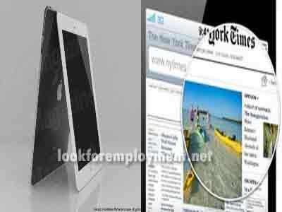 iPad3超高解像度ディスプレイ搭載2012年初めに発売?iPad3スペック(仕様)?iPad3発売情報?
