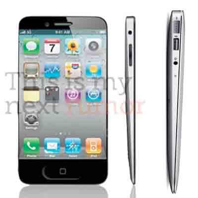 ベールを脱いだiPhone5(アイフォン5)のデザイン? iPhone5(アイフォン5) iPodtouch(アイポッドタッチ)と似ている?