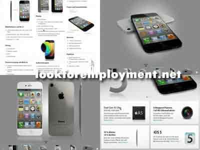 iPhone5ホームページに登場?iPhone5の紹介ホームページ流出?大きい画面などiPhone5スペック(仕様)流出?